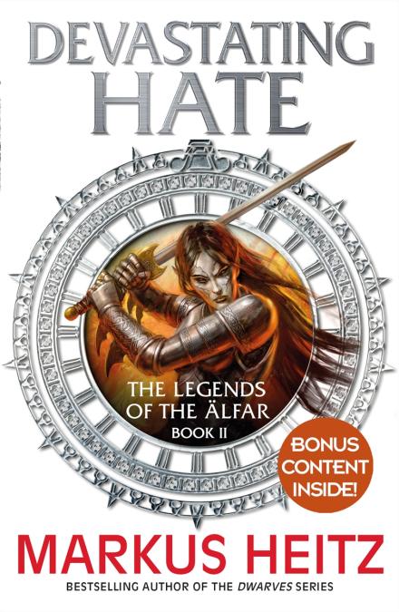 Devastating Hate: The Legends of the Alfar Book II: 2 (The Legends of the Älfar)