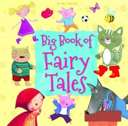 BIG BOOK OF FAIRY TALES (NURSERY RHYMES)