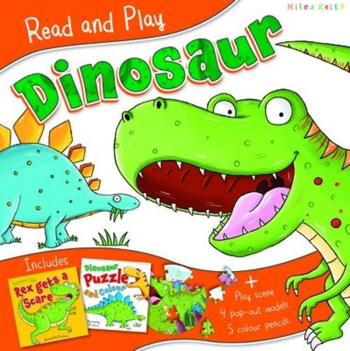 Read and Play Dinosaur