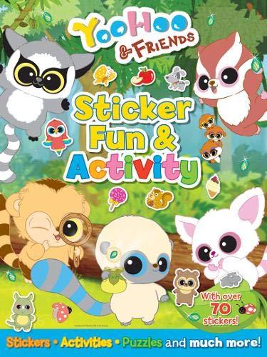 Sticker Fun & Activity (YooHoo & Friends Sticker Fun)