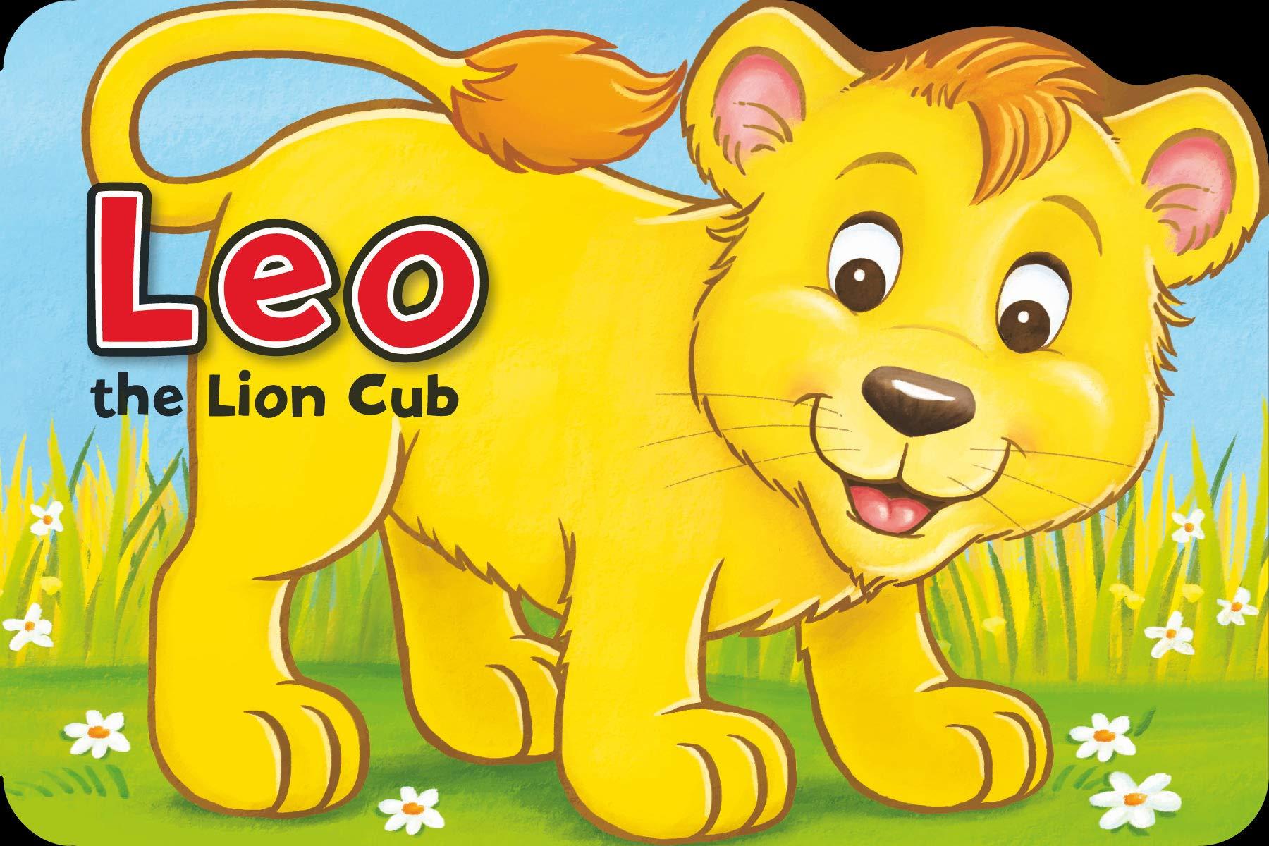 LEO THE LION CUB (PLAYTIME FUN)