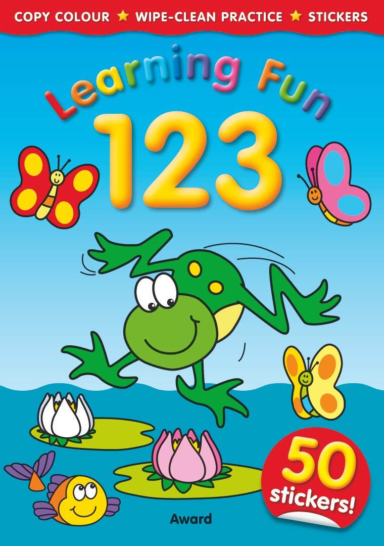 Learning Fun: 123