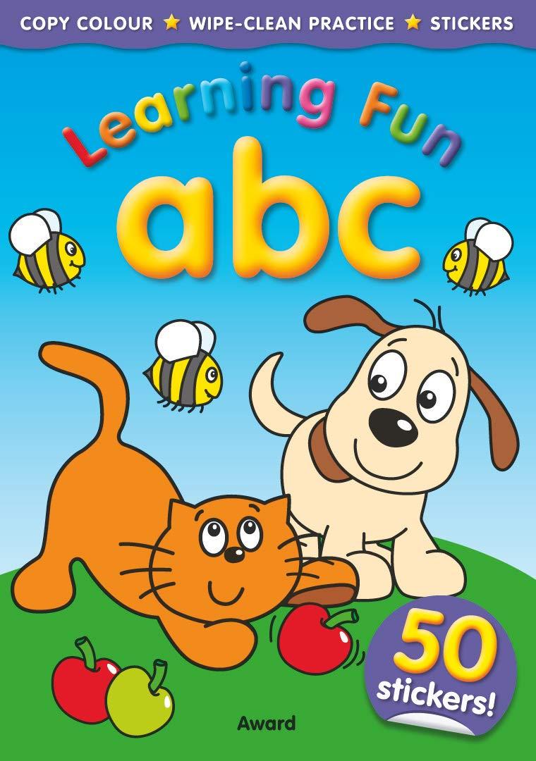 LEARNING FUN: ABC