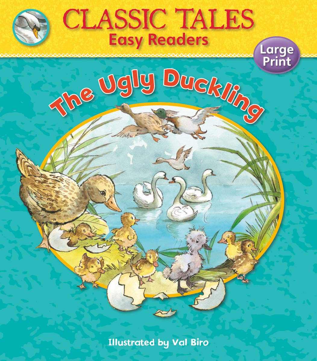 THE UGLY DUCKLING (CLASSIC TALES EASY READERS)