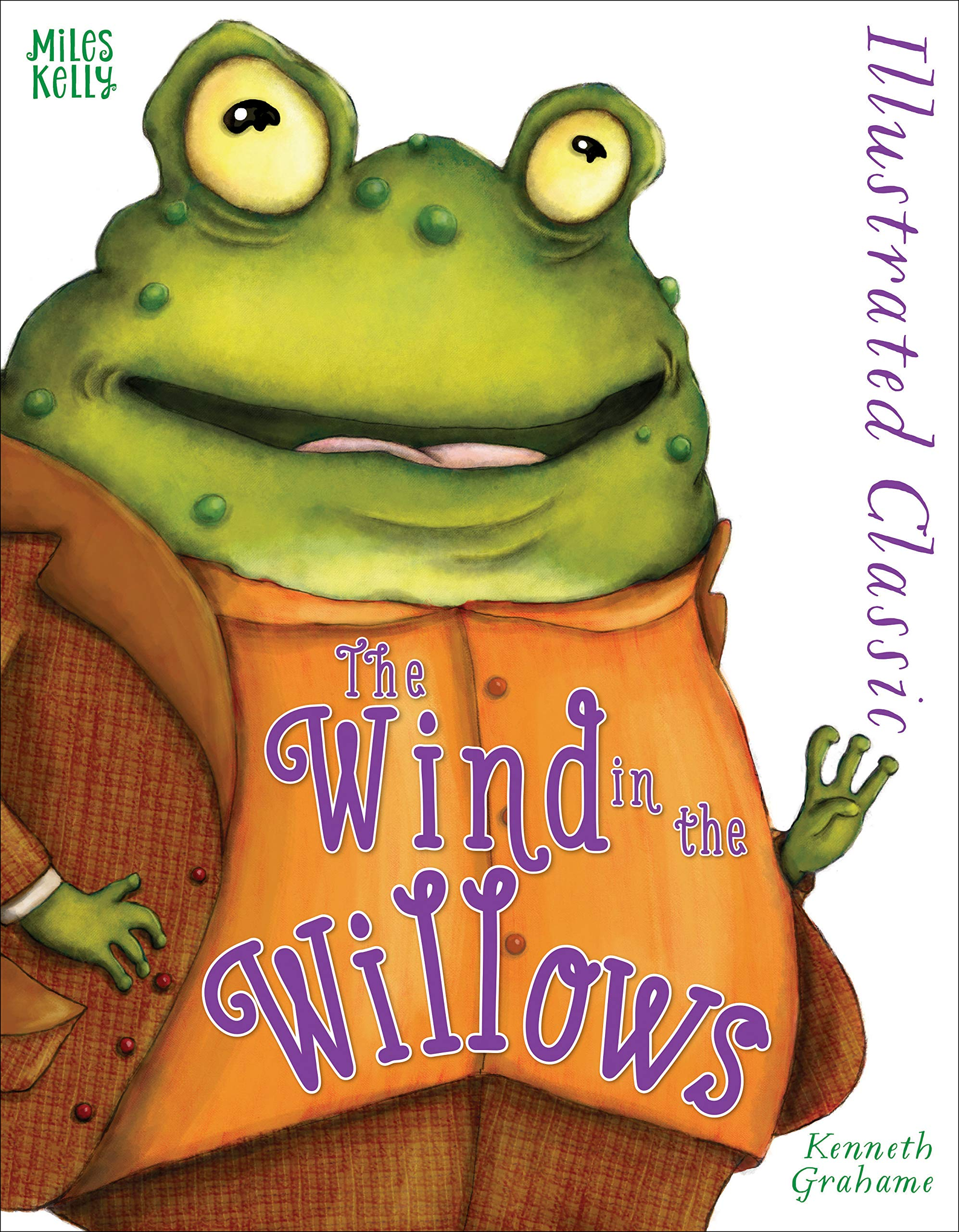 D160 ILL. CLASSIC WILLOWS (ILLUSTRATED CLASSIC)