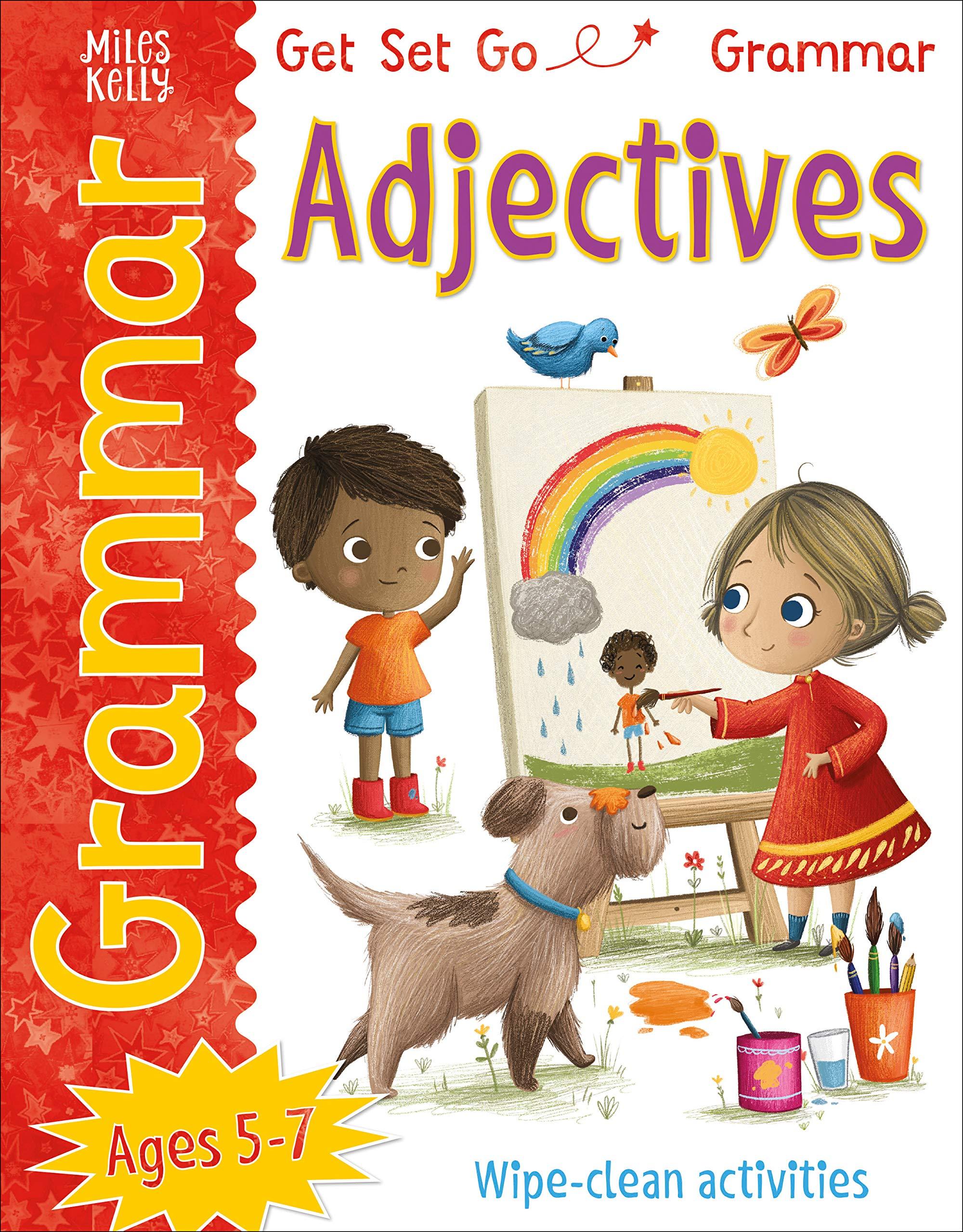 GSG GRAMMAR ADJECTIVES (GET SET GO GRAMMAR)
