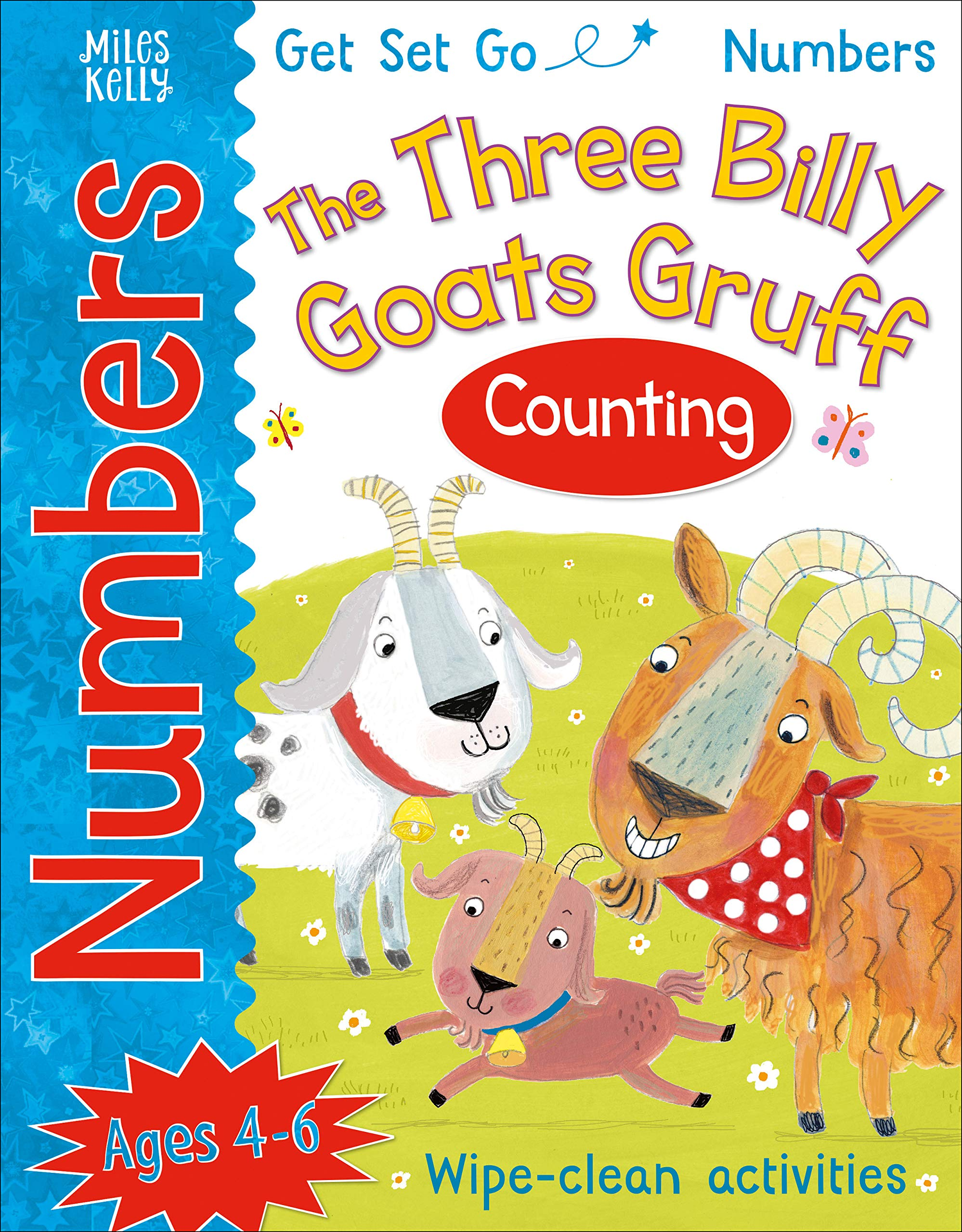 GSG Numeracy Counting (Get Set Go Numbers)