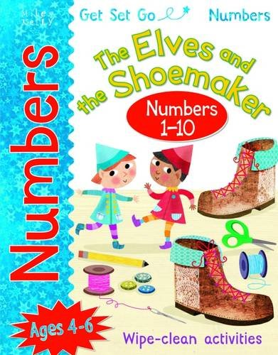 GSG NUMERACY NUMBERS 1-10 (GET SET GO NUMBERS)