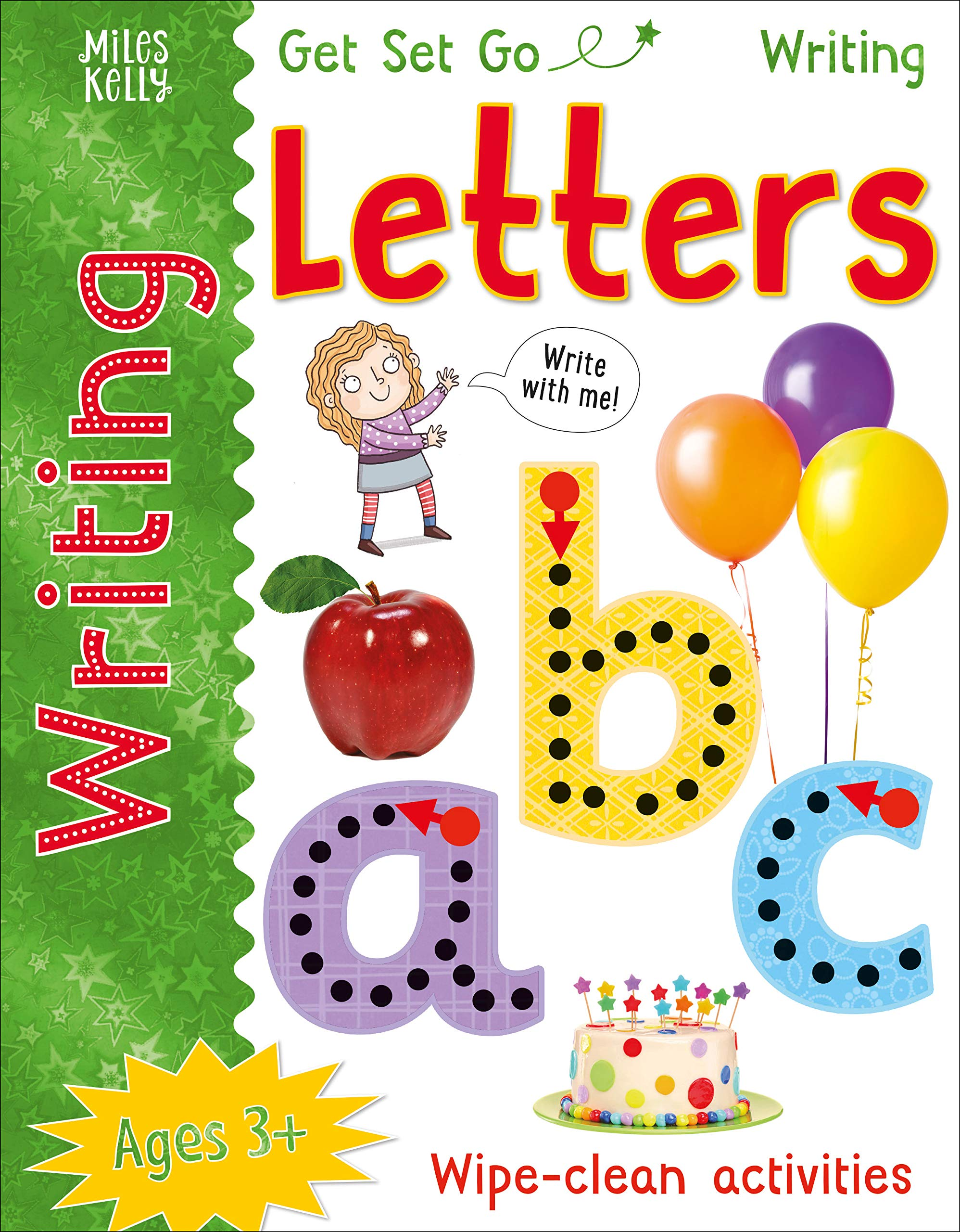 GSG WRITING LETTERS (GET SET GO WRITING)