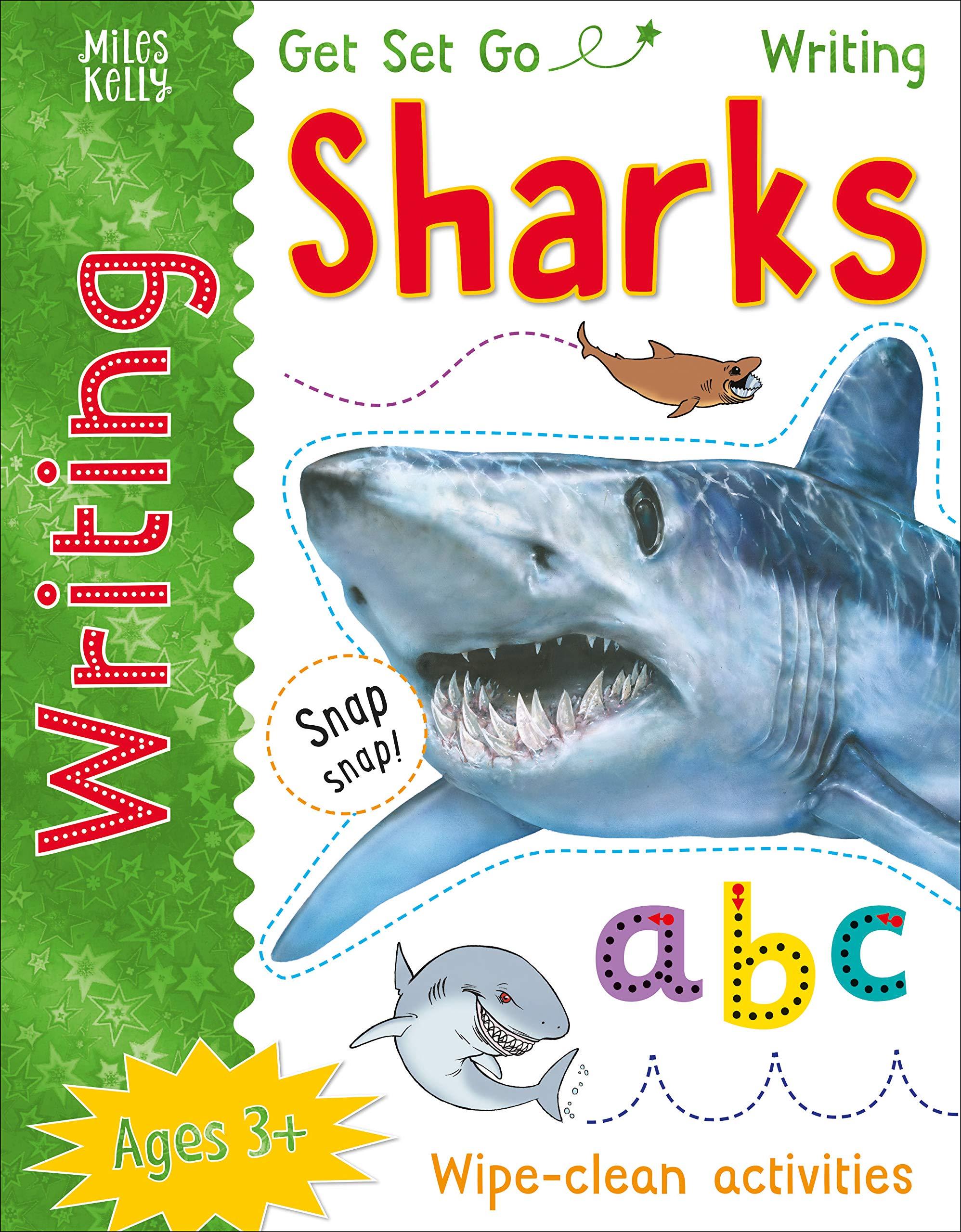 GSG WRITING SHARKS (GET SET GO WRITING)