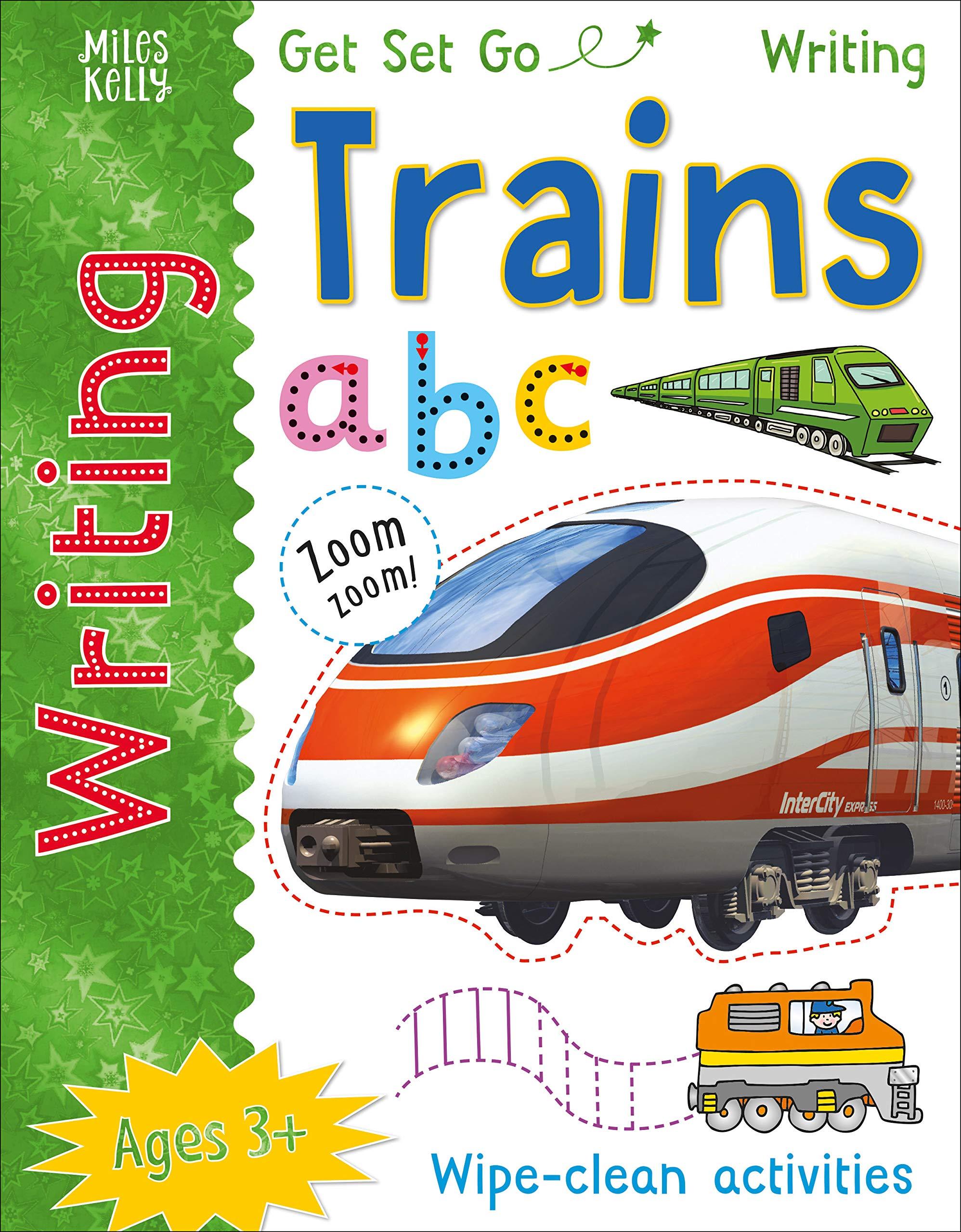 GSG WRITING TRAINS (GET SET GO WRITING)