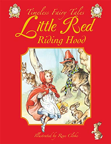RED RIDING HOOD (TIMELESS FAIRY TALES)