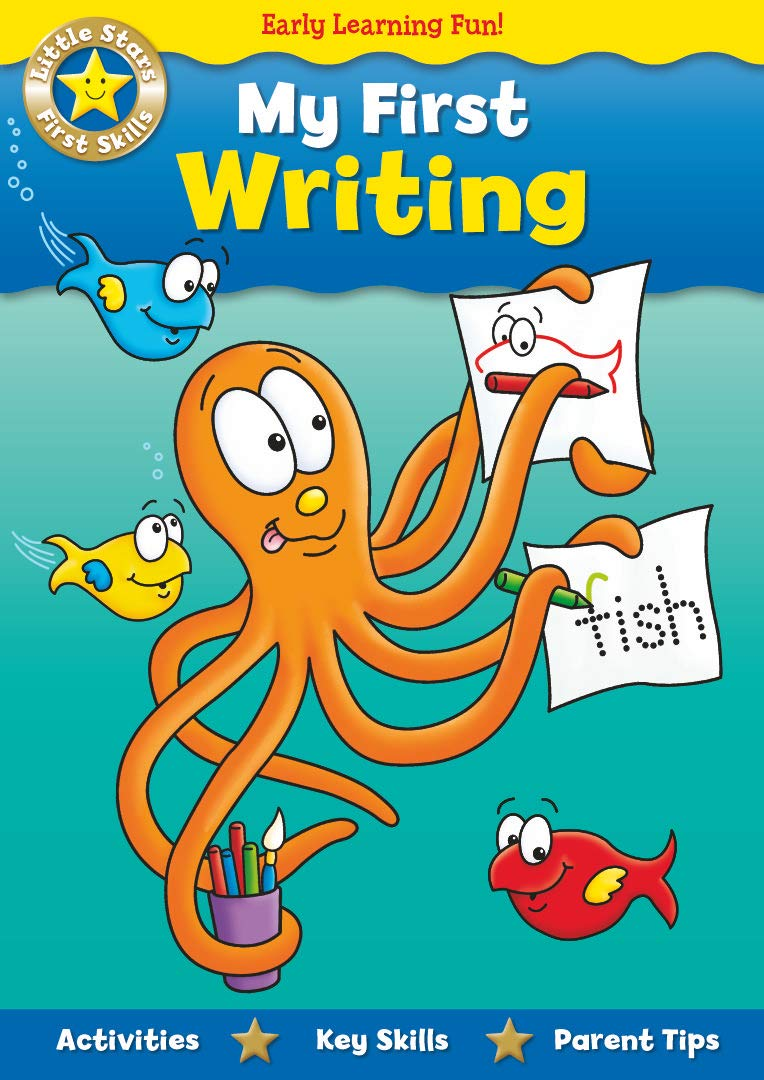 My First Writing (Little Stars First Skills)