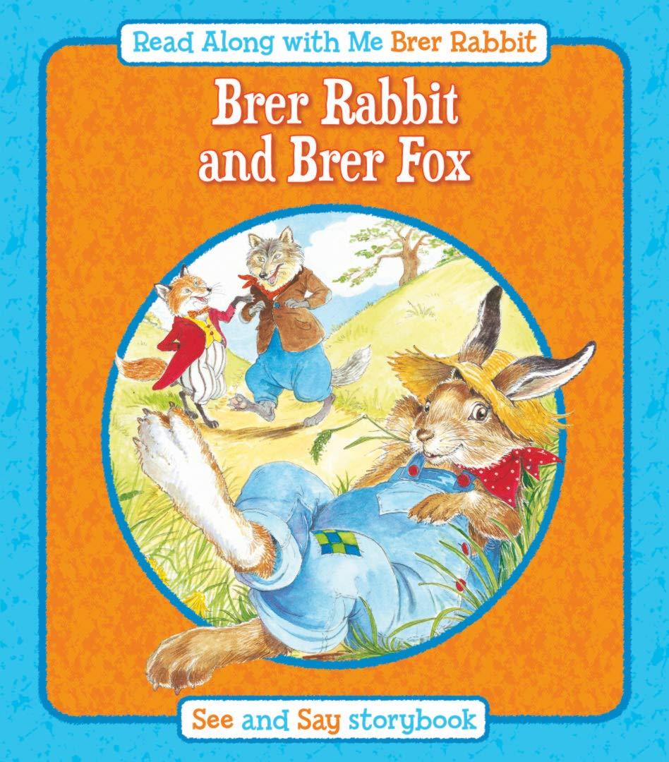 Brer Rabbit and Brer Fox (Brer Rabbit Read Along With Me)