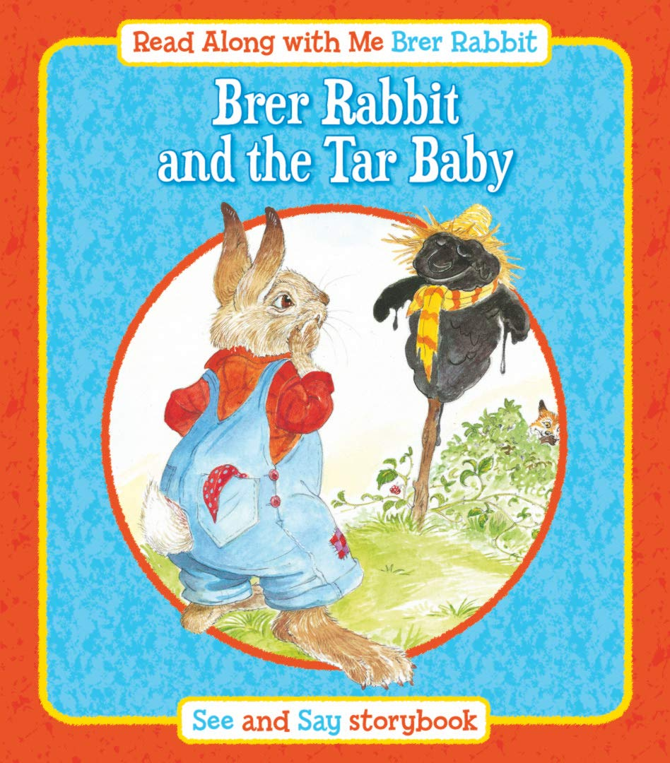 BRER RABBIT AND THE TAR BABY (BRER RABBIT READ ALONG WITH ME)
