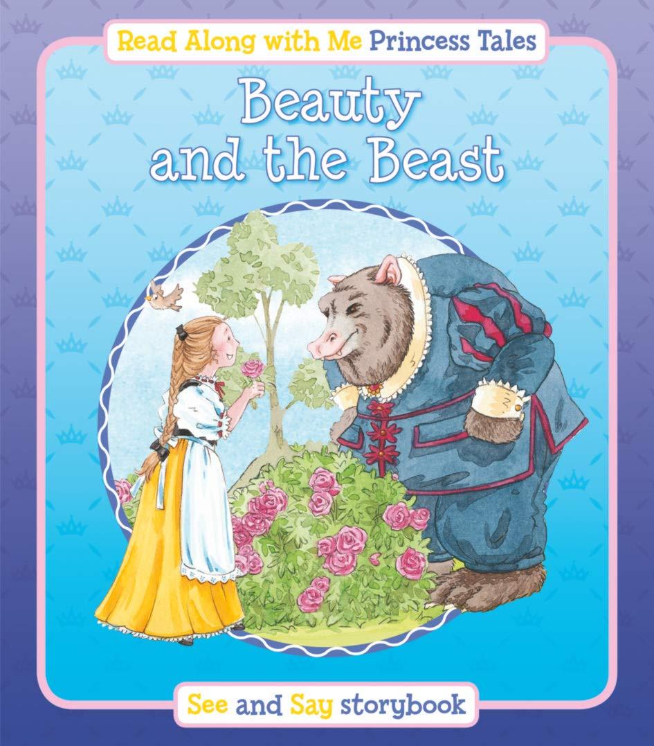 BEAUTY & THE BEAST (PRINCESS TALES READ ALONG)