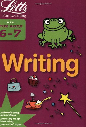Writing Age 6-7 (Letts Fun Learning)