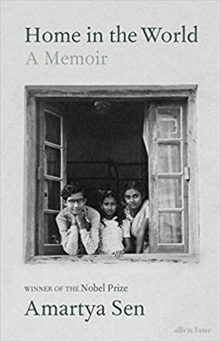 Home in the World: A Memoir