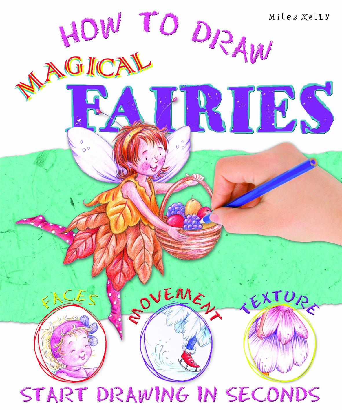 How to Draw Magical Fairies