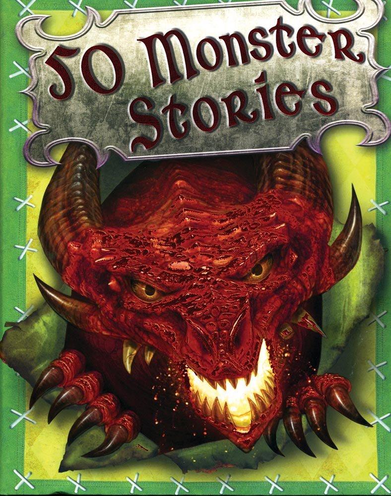 50 MONSTER STORIES