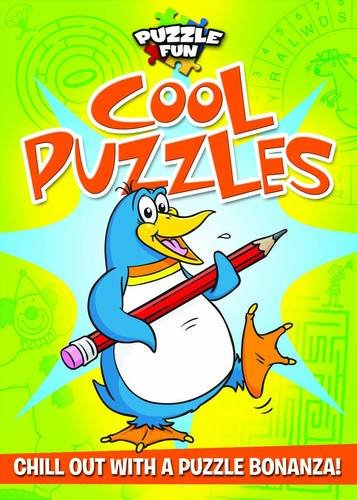 Puzzle Fun: Cool Puzzles: Chill Out with a Puzzle Bonanza!
