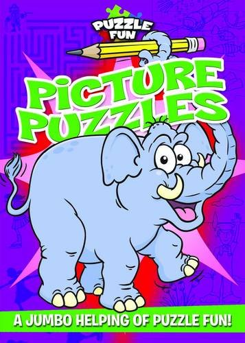 PUZZLE FUN: PICTURE PUZZLES: A JUMBO HELPING OF PUZZLE FUN!