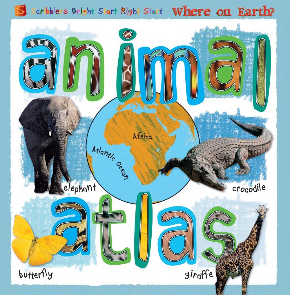 ANIMAL ATLAS (WHERE ON EARTH?)
