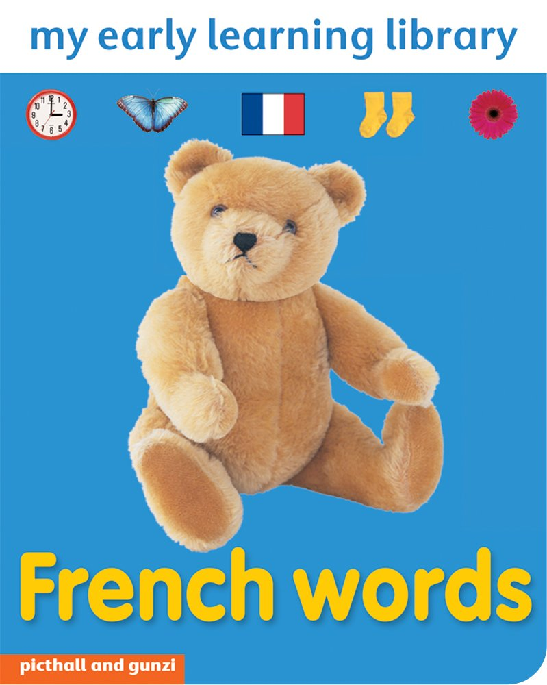 French Words (My Early Learning Library)