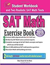 SAT MATH EXERCISE BOOK