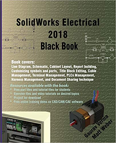 SOLIDWORKS ELECTRICAL 2018 BLACK BOOK
