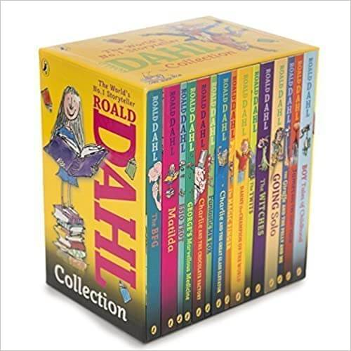 ROALD DAHL 15 COPY SLIPCASE