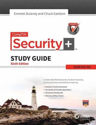 Comptia Security+ Study Guide, 6ed, Exam Sy0-401 (sybex)paperback