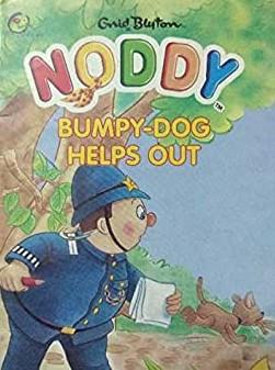 NODDY MINI READER BUMPY DOG HELPS OUT