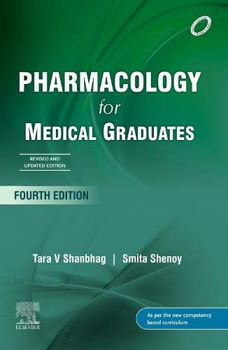 Pharmacology for Medical Graduates, 4th Edition