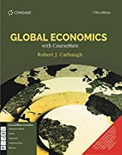 Global Economics With Coursemate