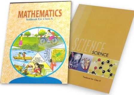 NCERT Textbook Mathematics And Science Combo Pack for Class - 10