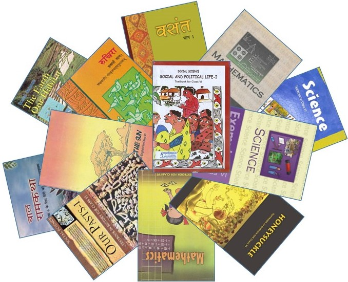 NCERT TEXTBOOK COMPLETE SET (12 BOOKS)FOR CLASS - 6