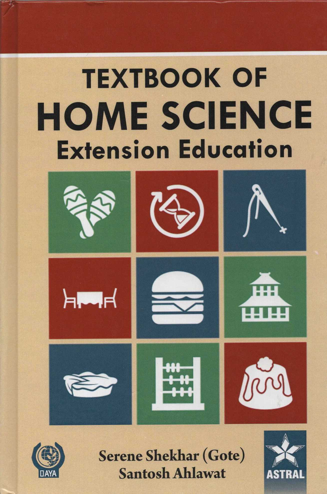 Textbook Of Home Science: Extension Education