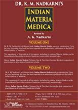 Indian Materia Medica (Set of 2 Vols.)