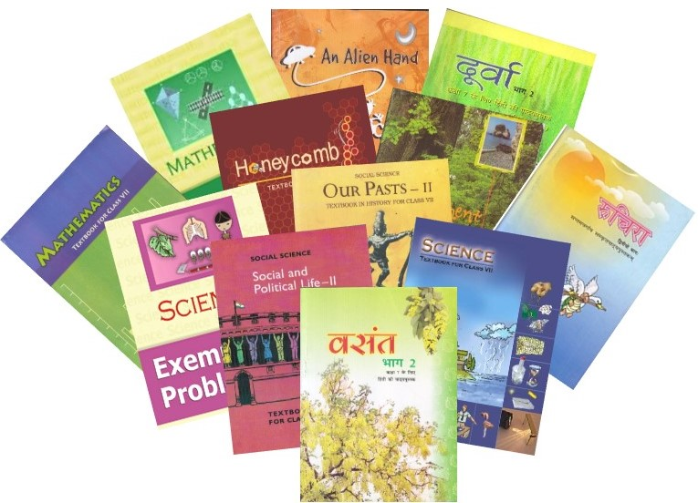 NCERT TEXTBOOK SET OF 12 BOOKS FOR CLASS - 7