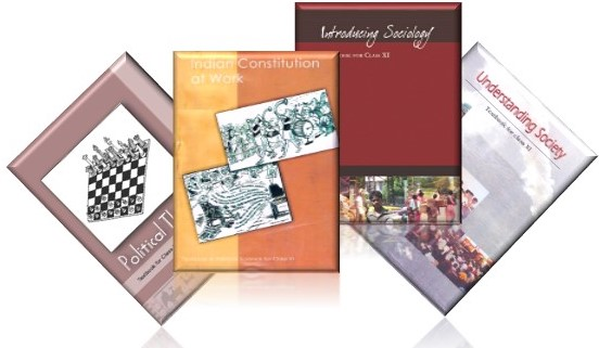 SOCIAL STUDIES TEXTBOOK COMBO PACK FOR CLASS - 11 (INDIAN CONSTITUTION AT WORK, INTRODUCING SOCIOLOGY, POLITICAL THEORY, UNDERSTANDING SOCIETY)