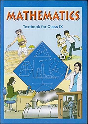 Mathematics Textbook for Class IX