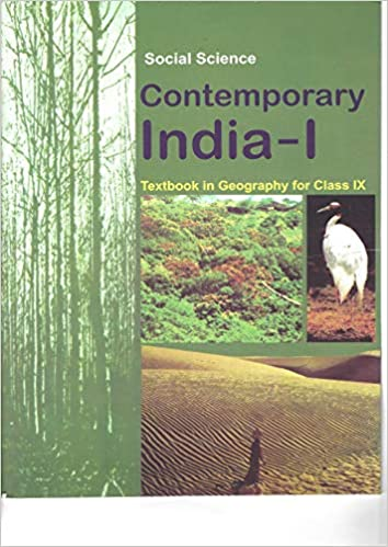 Social Science Contemporary India - I Geography for Class - ix