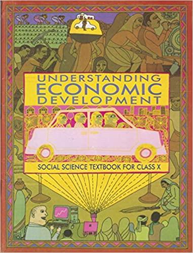 Understanding Economic Development - Textbook in Social Science for Class - 10