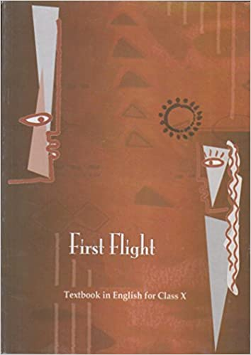 First Flight for Class - 10 Textbook in English