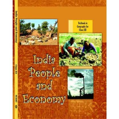 India People and Economy - Textbook in Geography for Class - 12