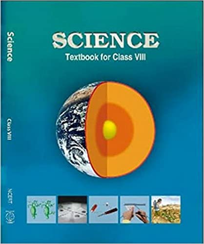 Science Textbook For Class 8