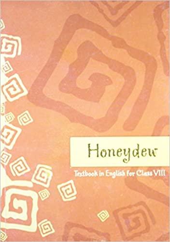 Honey Dew For Class 8