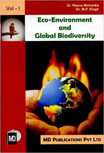 ECO-ENVIRONMENT AND GLOBAL BIODIVERSITY (2 VOLS. SET)