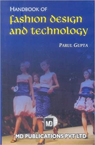 HANDBOOK OF FASHION DESIGN AND TECHNOLOGY